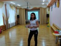 Семинар - практикум «Подвижная игра как средство здоровьесбережения  и всестороннего развития ребенка»