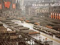 Первый парад победы - 75 лет.