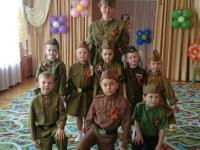 """""""Мы правнуки славной Победы """""""